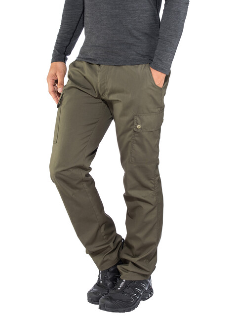 Pinewood M's Finnveden Tighter Pants Dark Olive